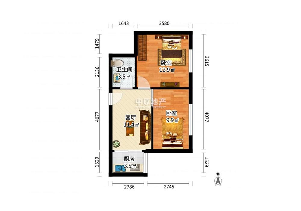 东瑞家园-户型图