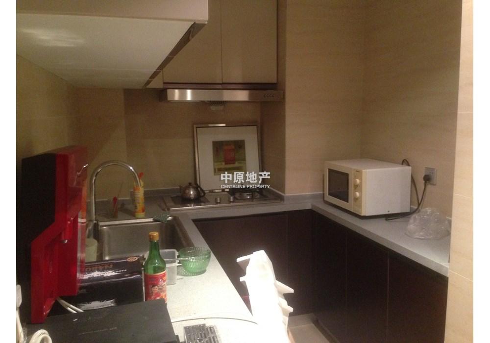 时代奥城精装修复式两室 单身公寓图片